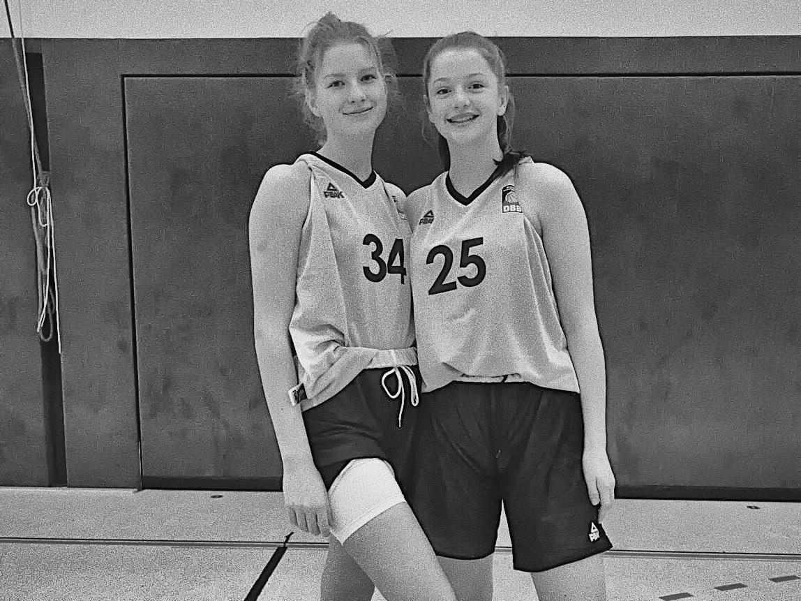 Hannah Bailey und Lucy Voss nehmen an DBB-Lehrgang teil