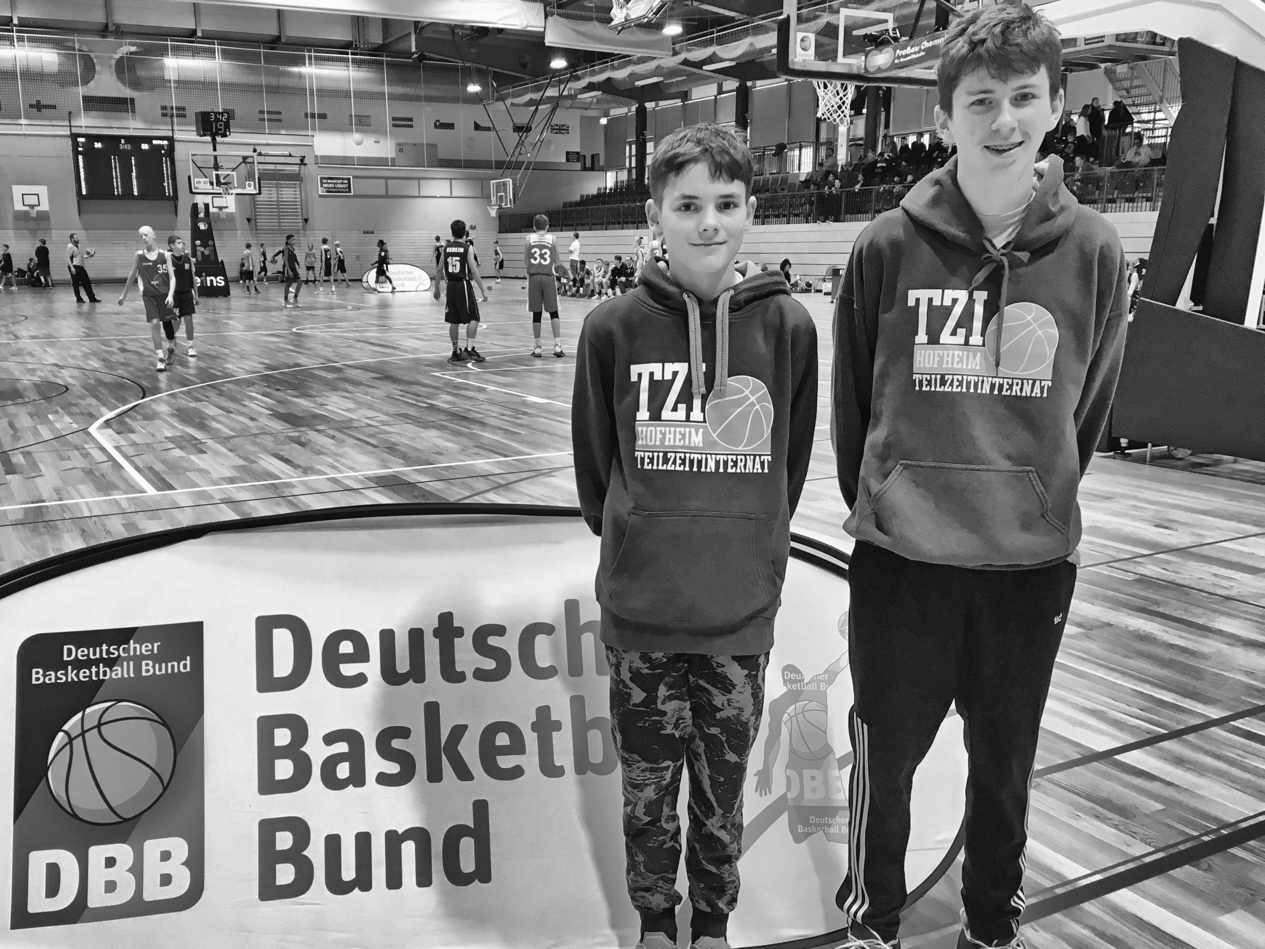 """Nico und Niklas vertreten den <span class=""""caps"""">HBV</span> beim diesjährigen Turnier """"Perspektive für Talente"""" in Chemnitz"""